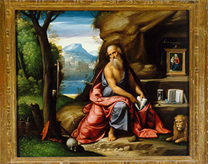 Meditation of Saint Jerome