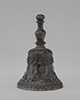 Table Bell with Portrait of Lodovico Maria Sforza, 1451-1508, called Il Moro, 7th Duke of Milan 1494-1508