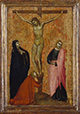 Crucifixion with the Virgin Mary, Saint John the Evangelist, and Saint Mary Magdalene