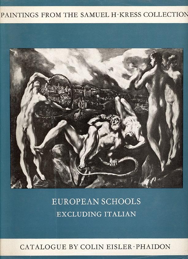 European Paintings Excluding Italian