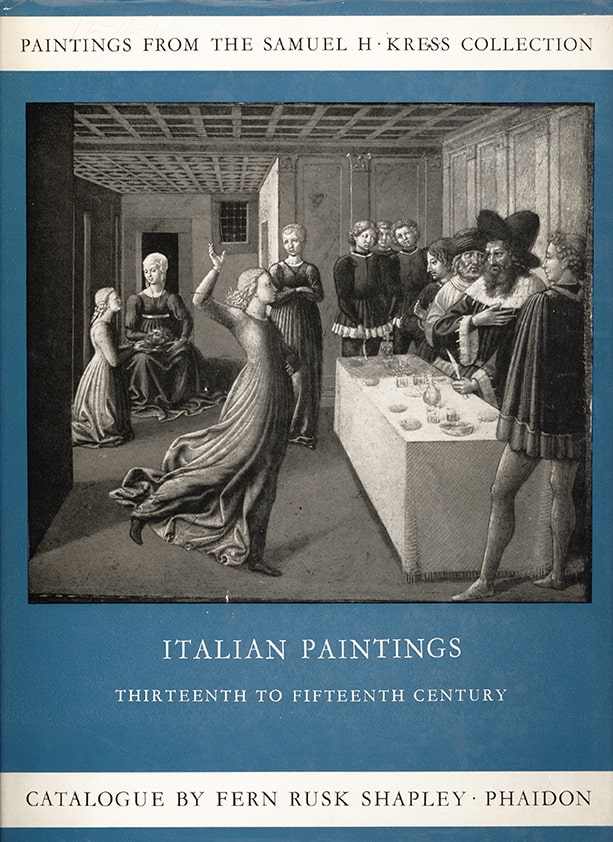 Italian Paintings XIII – XV Century