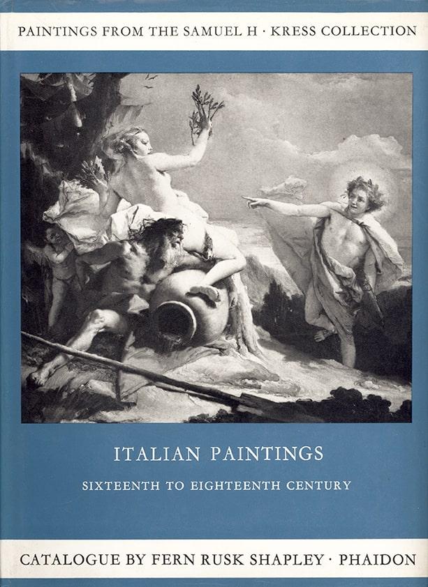 Italian Paintings XVI – XVIII Century